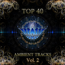 Top 40 AMBIENT TRACKS VOL.2 cover art
