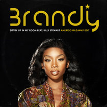 Brandy - Sittin' Up In My Room feat. Billy Stewart (Single) cover art