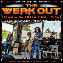 The Werks & Friends LIVE @ The Werk Out Music & Arts Festival - 08.04.18 cover art