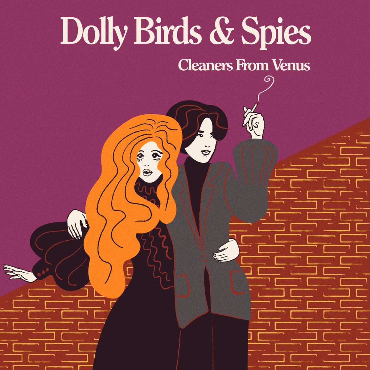 Dolly Birds & Spies | The Cleaners From Venus