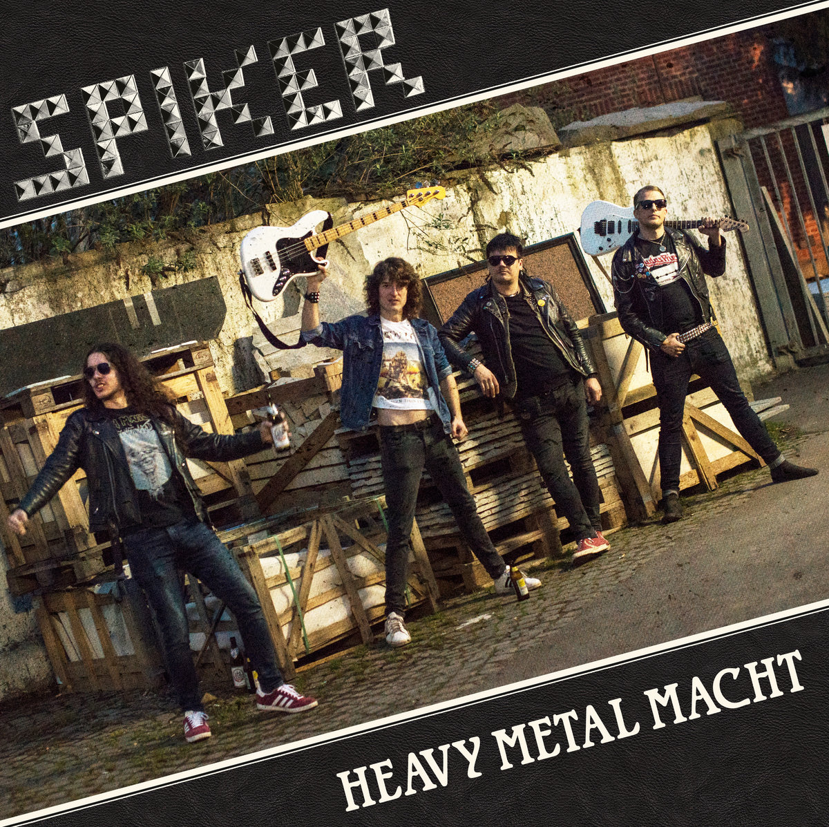 Spiker - Heavy Metal Macht | Dying Victims Productions
