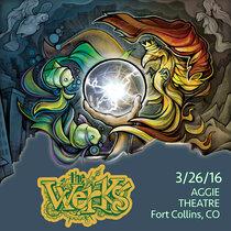 LIVE @ Aggie Theatre - Ft. Collins, CO 3/26/2016 cover art