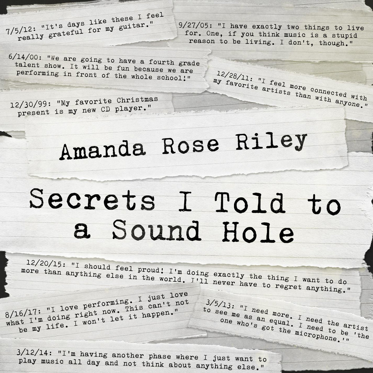 The Old Lady at the Open Mic | Amanda Rose Riley
