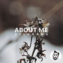 About me cover art