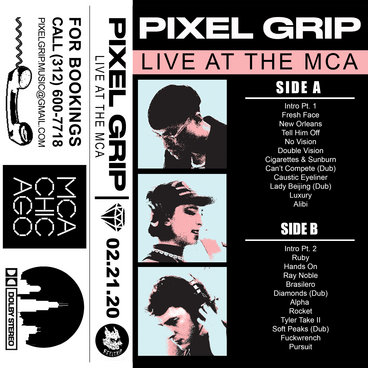Pixel Grip: Live At The MCA main photo