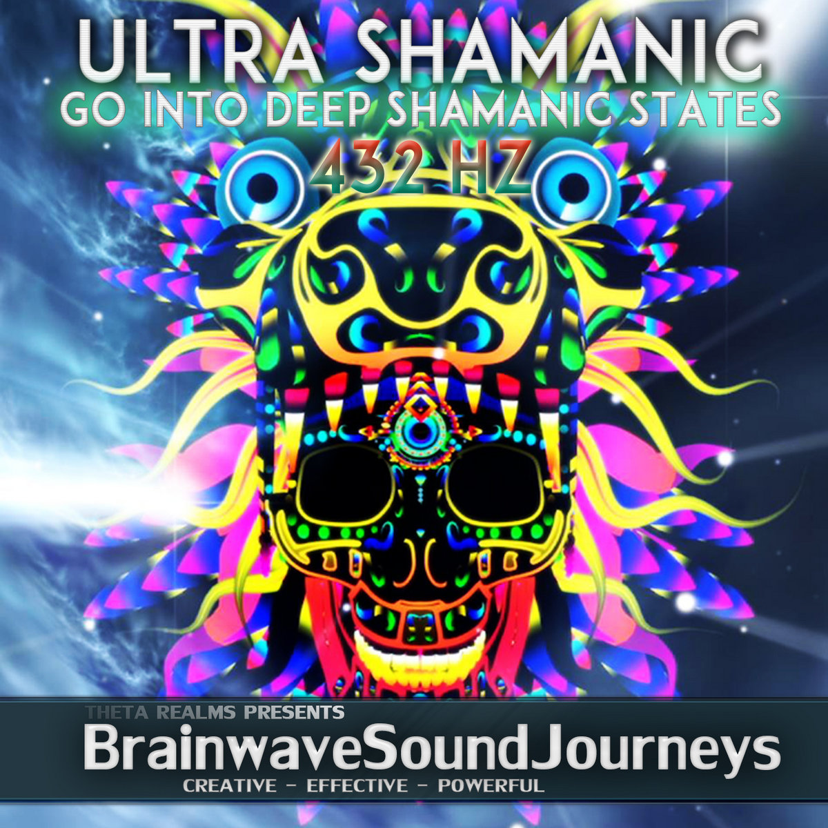 ULTRA SHAMANIC MEDITATION ♊ GO INTO A DEEP TRANCE | 6 3 HZ
