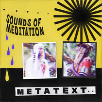 Metatext - Sounds of Meditation cover art