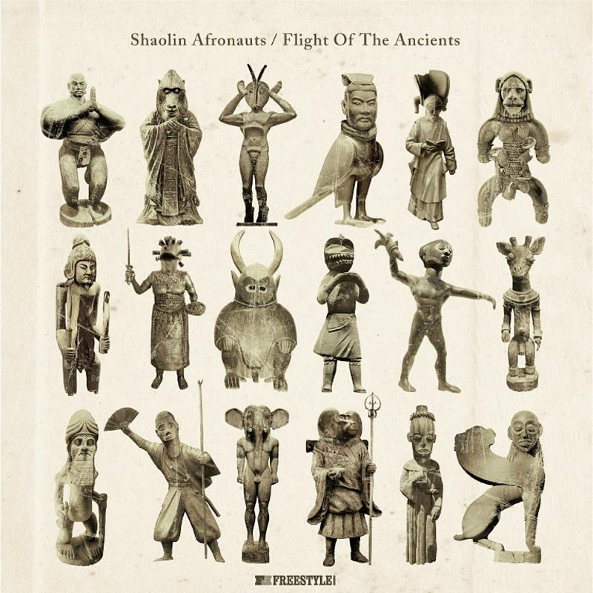 Flight Of The Ancients Freestyle Records