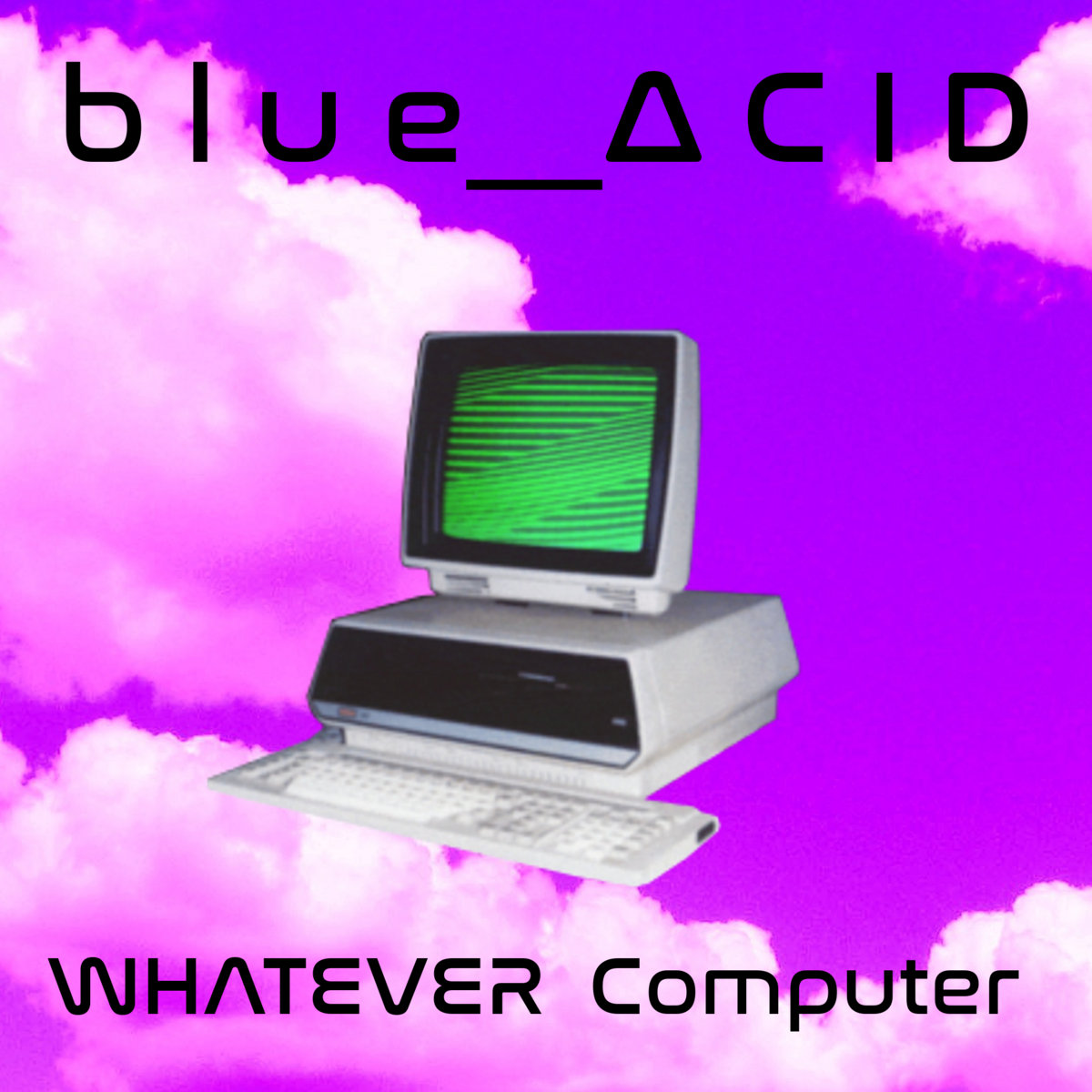 WHATEVER Computer cover