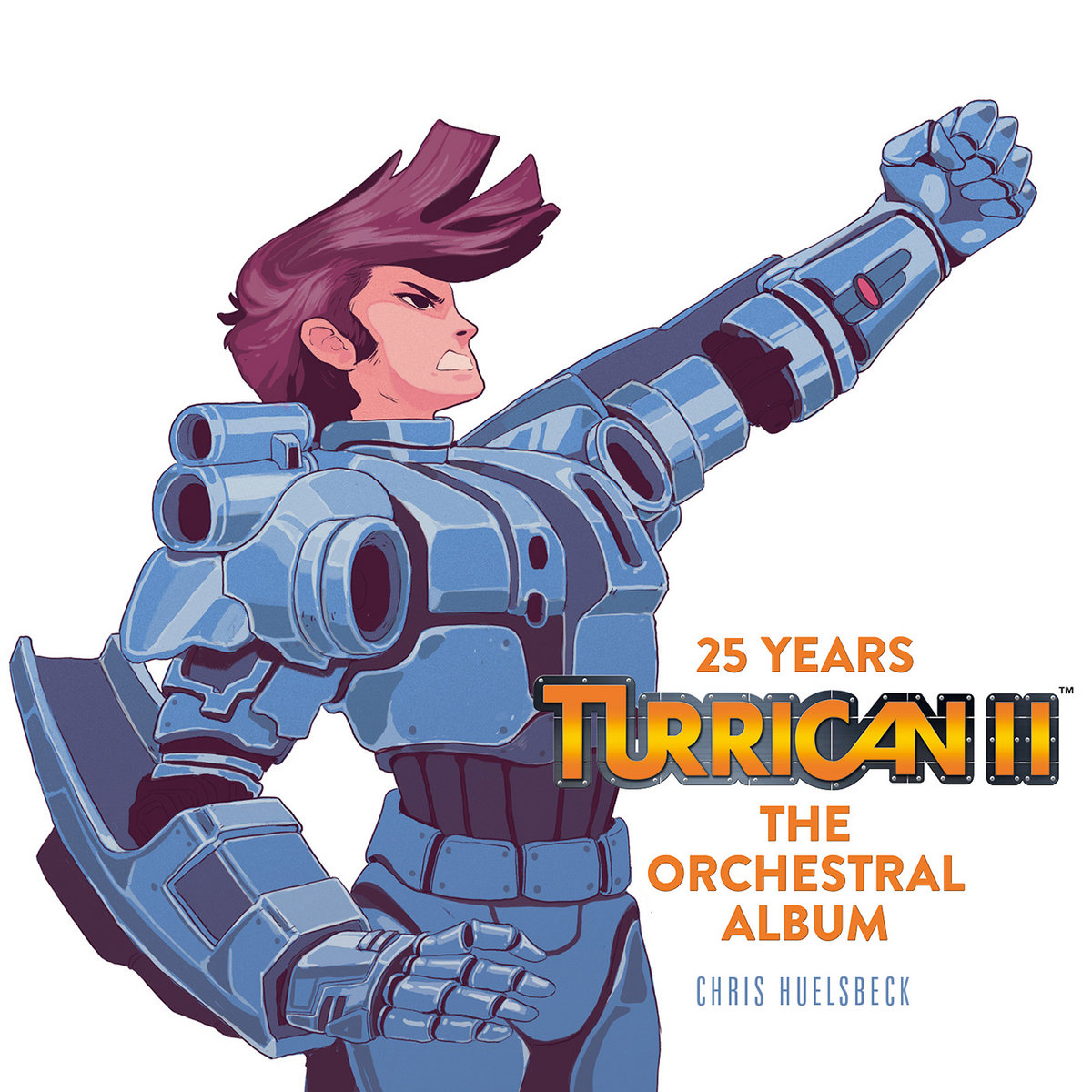 Turrican II - The Orchestral Album   Chris Huelsbeck Productions