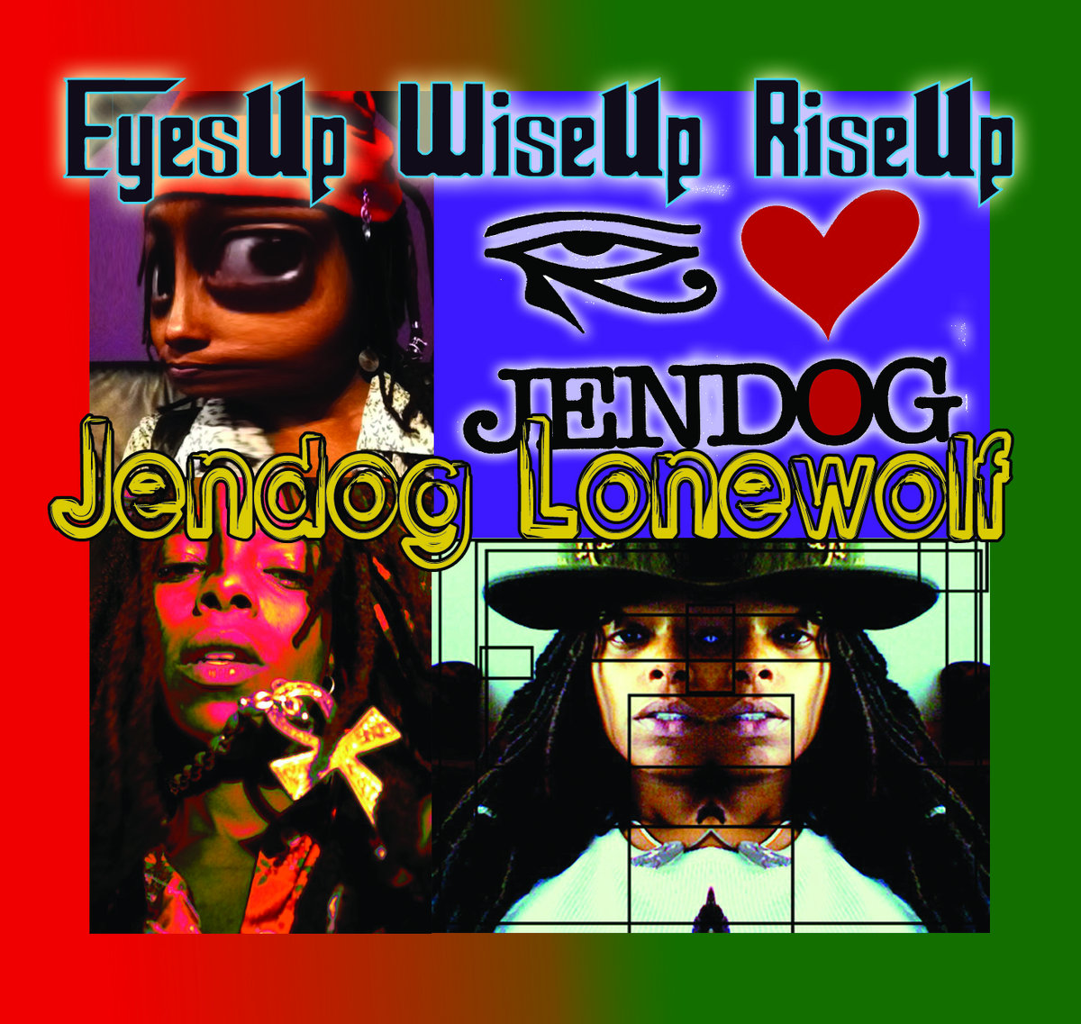 Buy My Songs – Jendog Lonewolf
