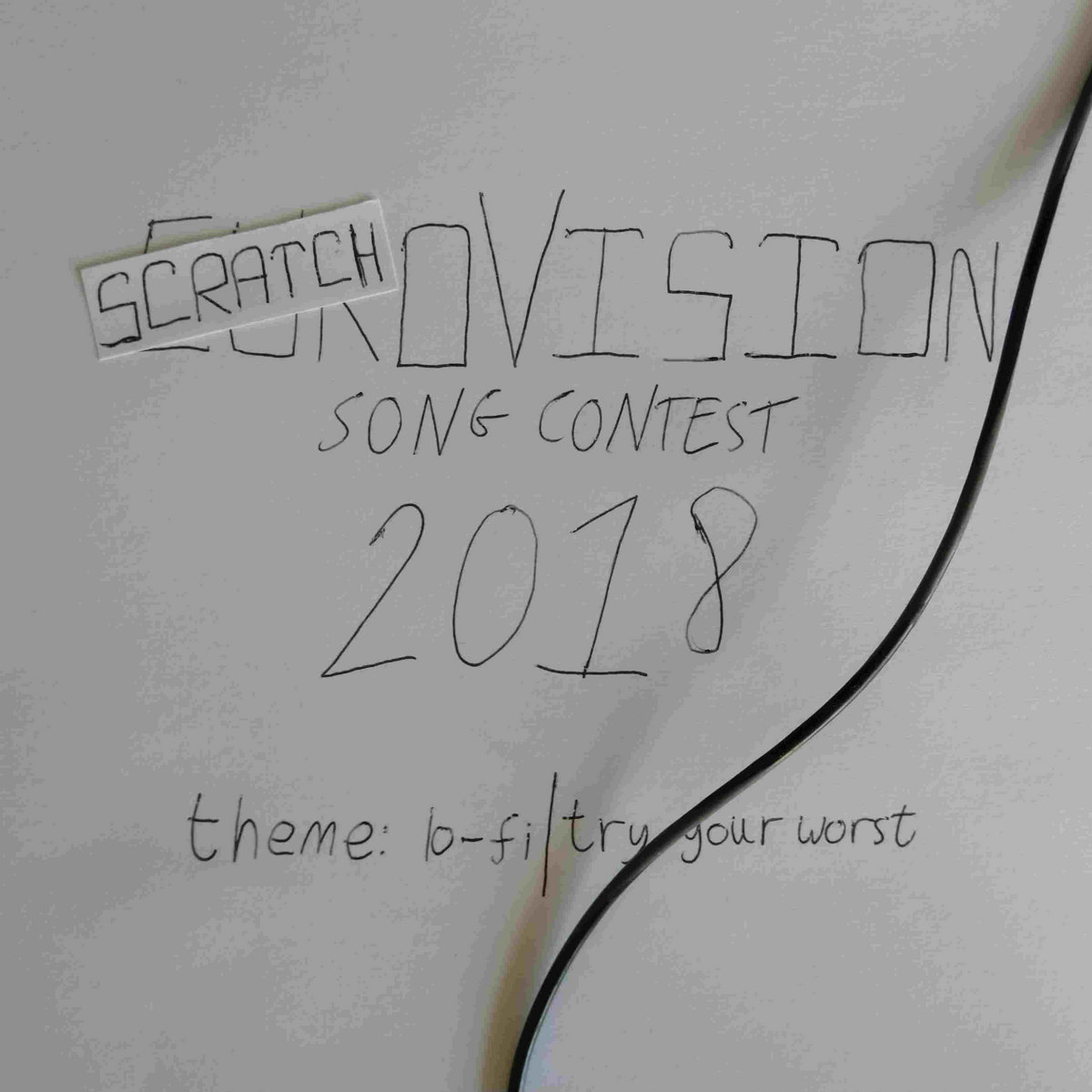 Scratchovision Song Contest 2018 (lo-fi)