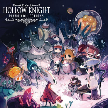 Hollow Knight Piano Collections main photo