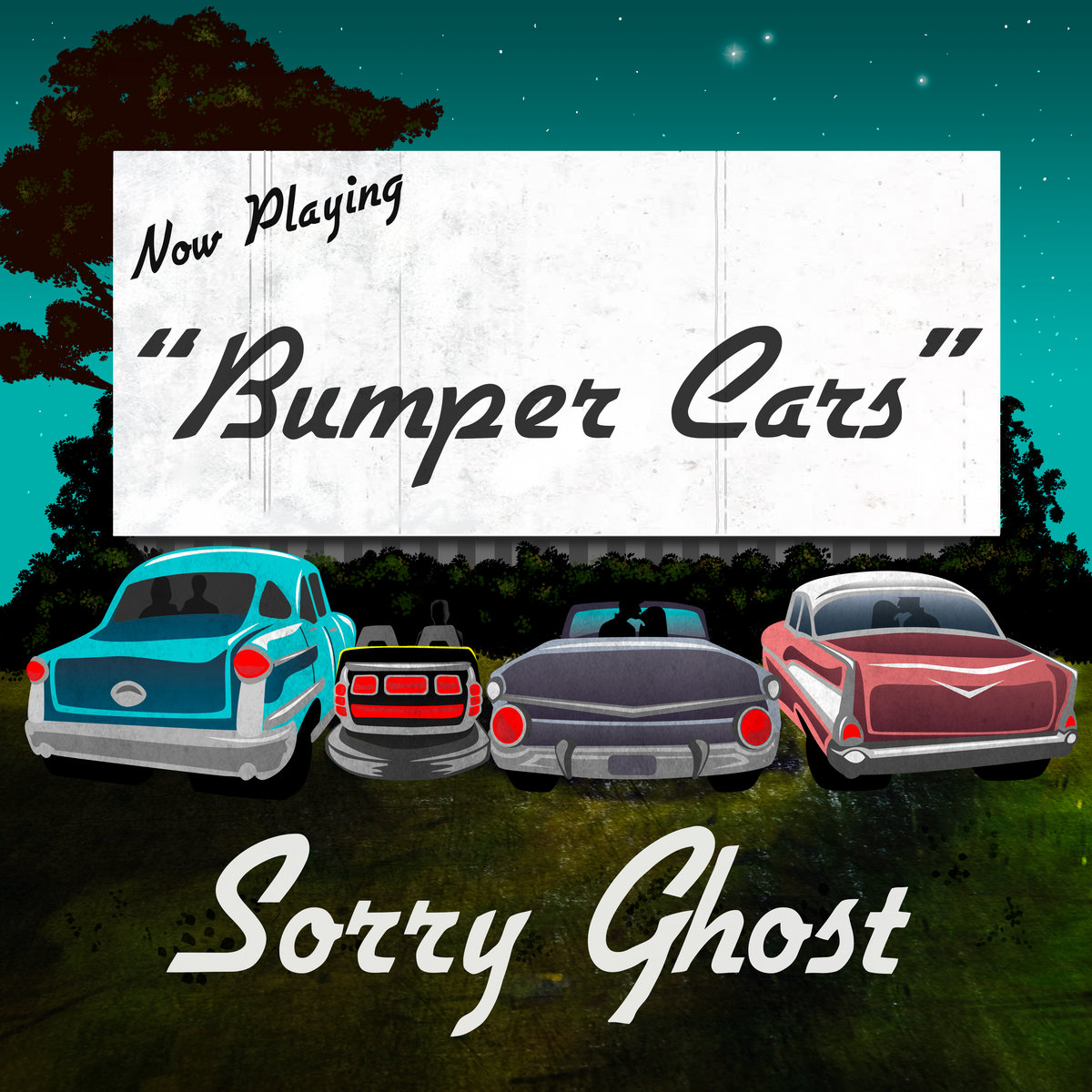 Bumper Cars by Sorry Ghost