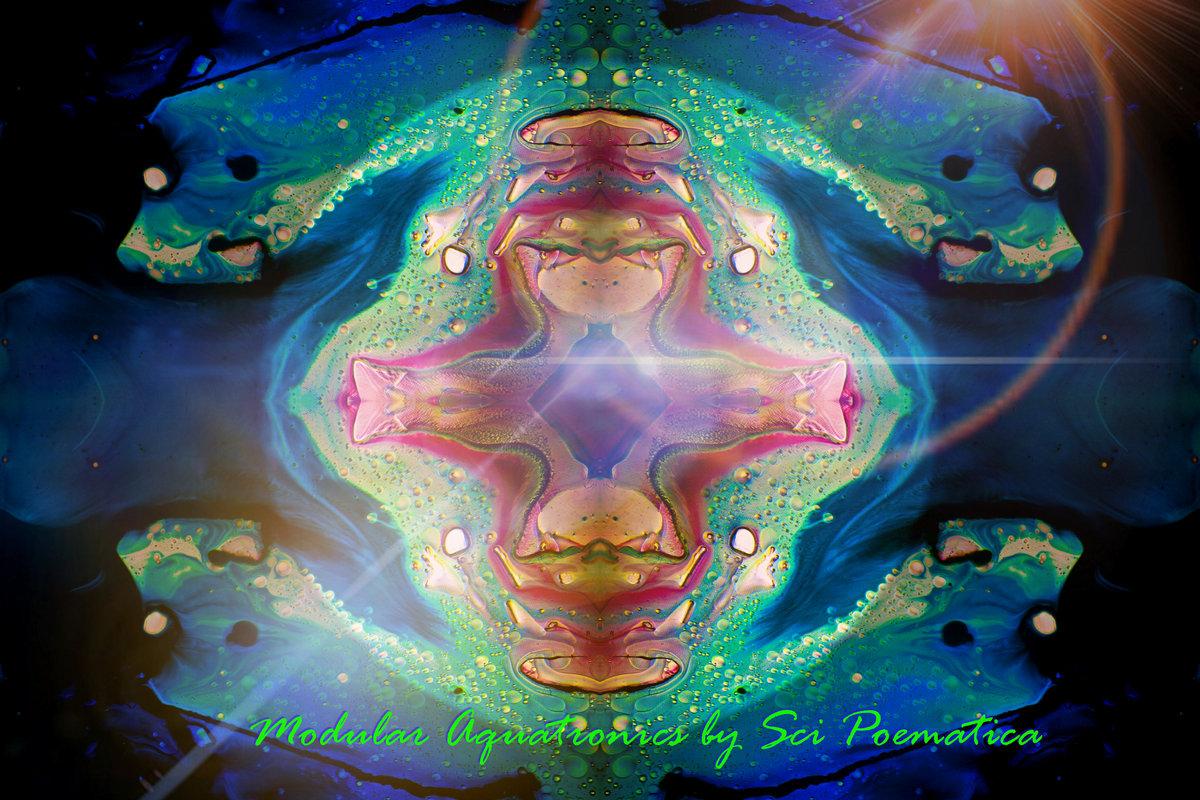 Modular Aquatronics EP | Sci Poematica