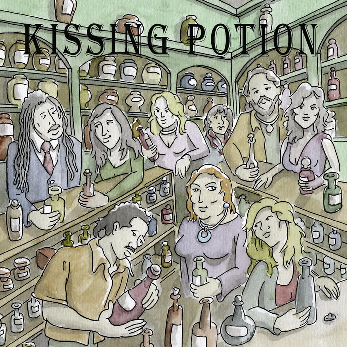 Kissing Potion, by Kissing Potion