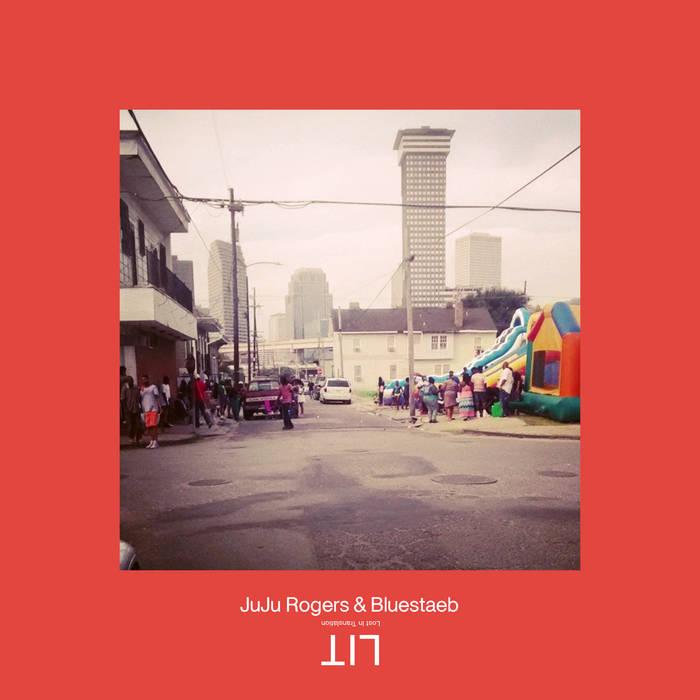 Cover JuJu Rogers & Bluestaeb - Get Lost feat. Regis Molina