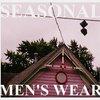 Seasonal Men's Wear Cover Art