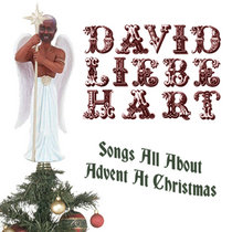 Songs All About Advent At Christmas cover art