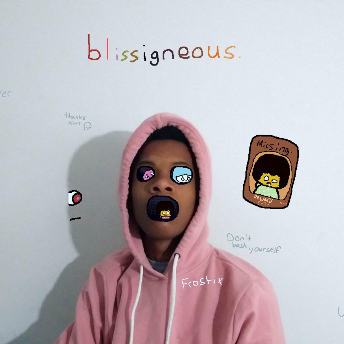 blisssigneous. album cover