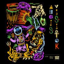 Aegis Visitor cover art