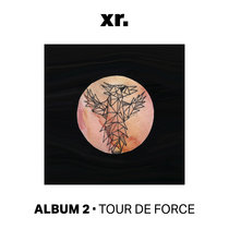 Xpanse Album 2 - Tour de Force cover art