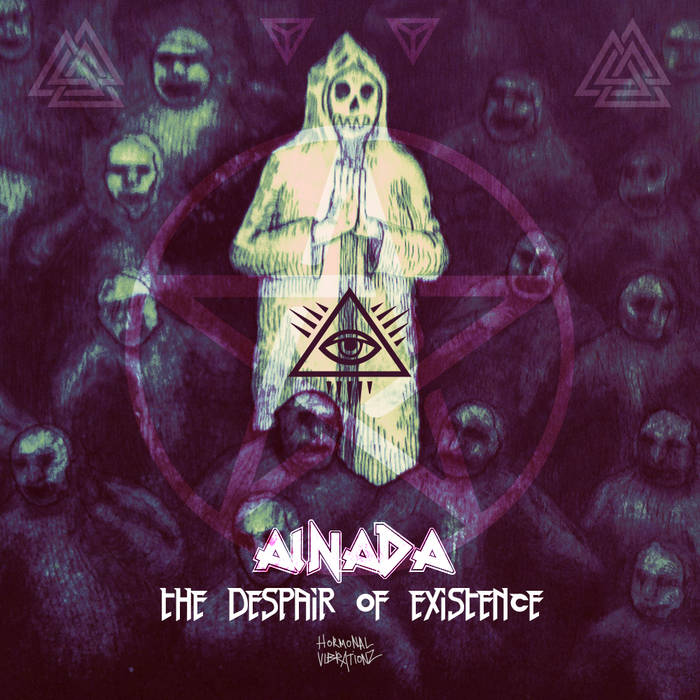 [HVZ013] Ainada - The Despair Of Existence cover art