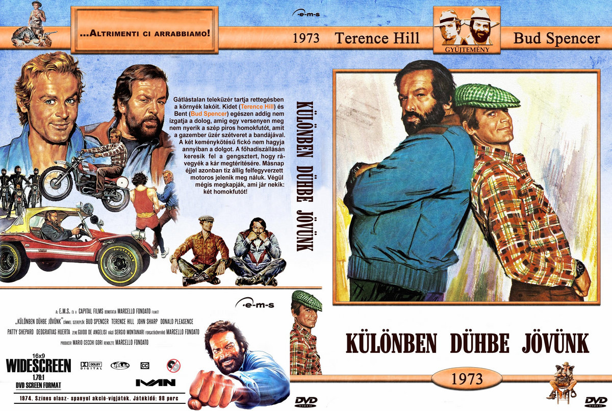 Filmes Bud Spencer E Terence Hill Dublado within bud spencer terence hill filmek magyarul 1080p vs 4k | earcorlolapo