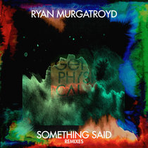 Something Said (Super Flu Remix) cover art