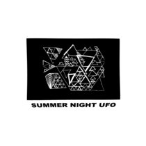 "SUMMER NIGHT UFO - VOL ONE  [BOOTLEG] ""cassette"" originally on Teen Ape Records 004 OOP cover art"