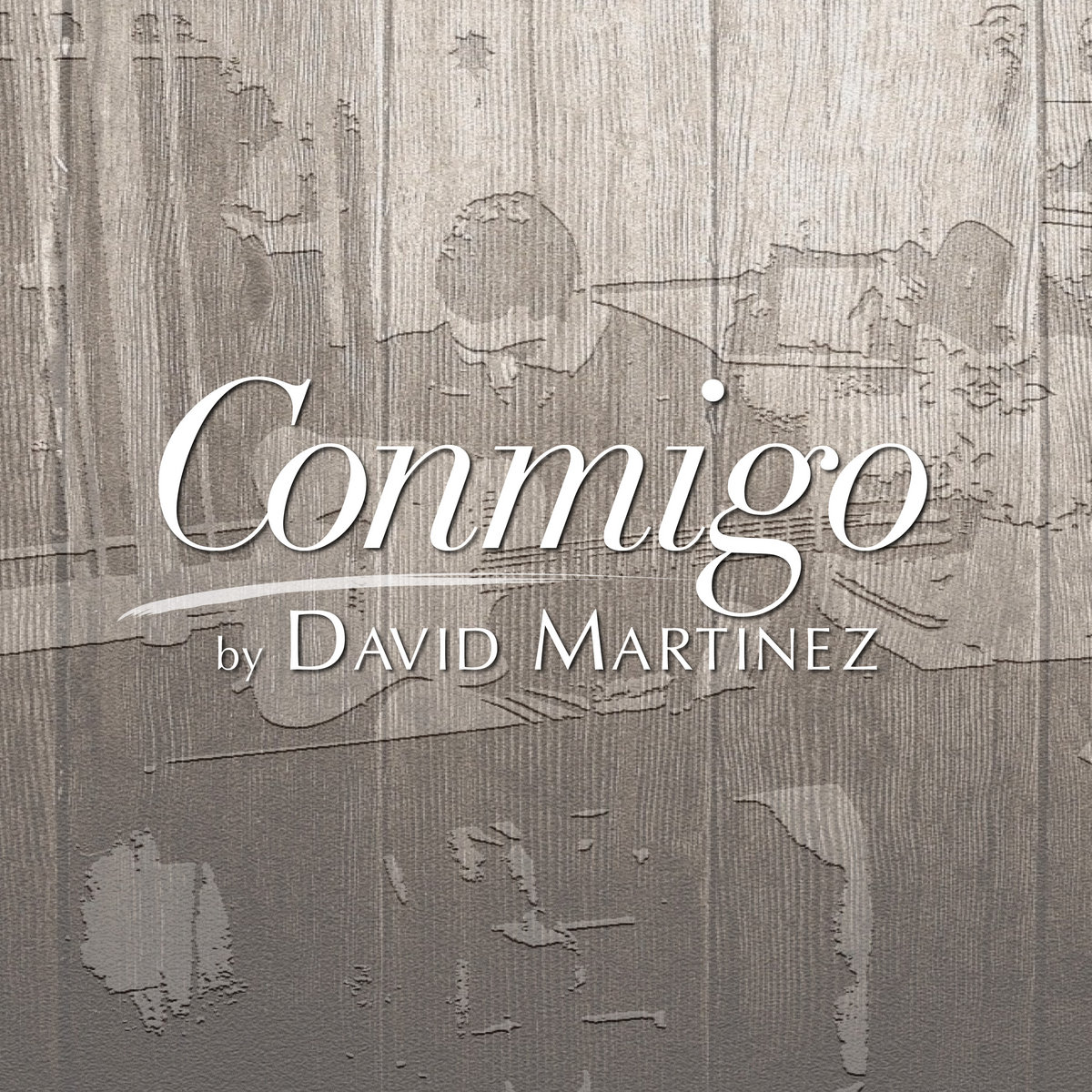 Conmigo by David Martinez
