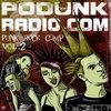 PoDunk Radio Punk Rock Comp Vol. 2 Cover Art