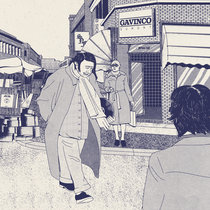 Dumont LP cover art