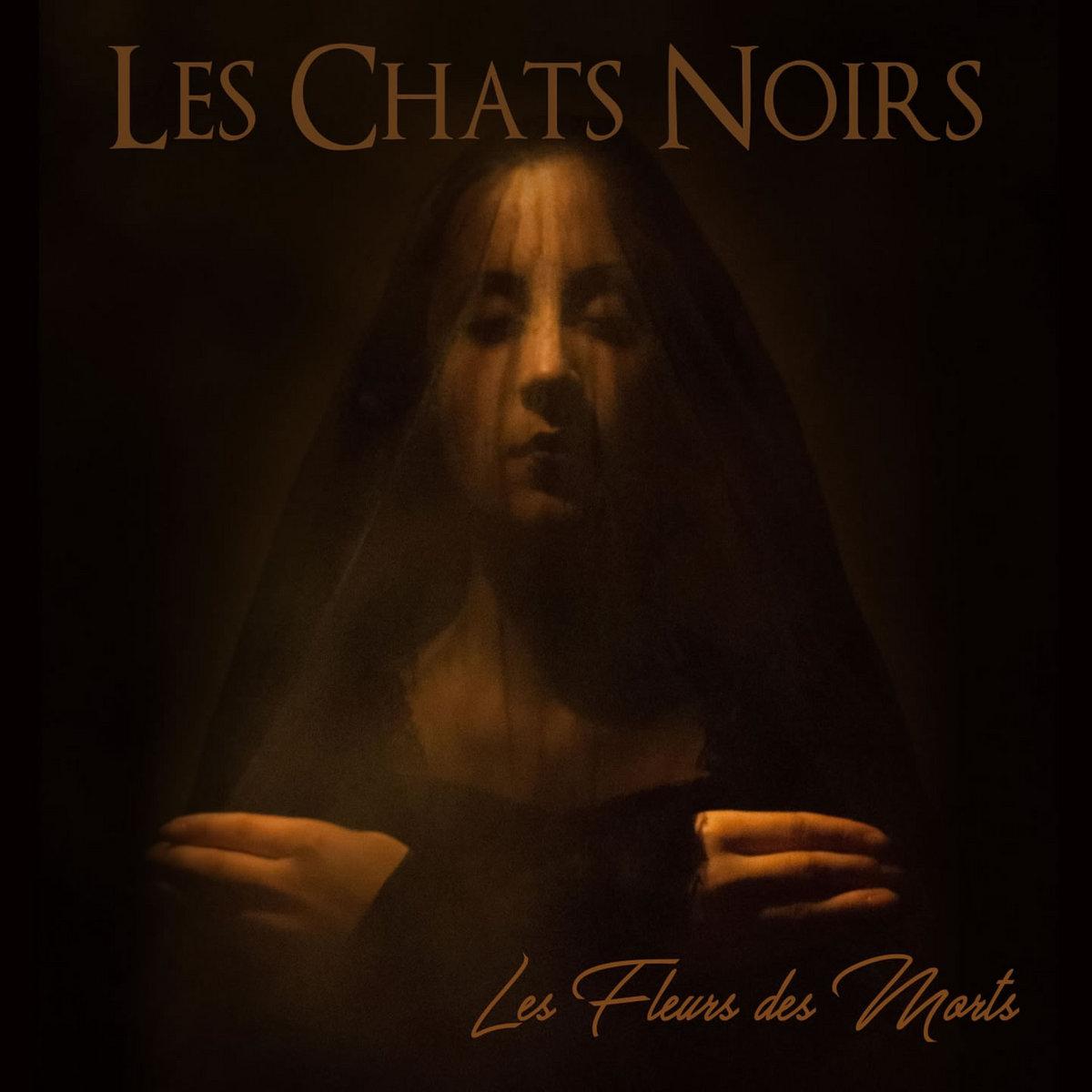 Extrêmement W068 - Les Chats Noirs - Les Fleurs des Morts | Wave Records XA13