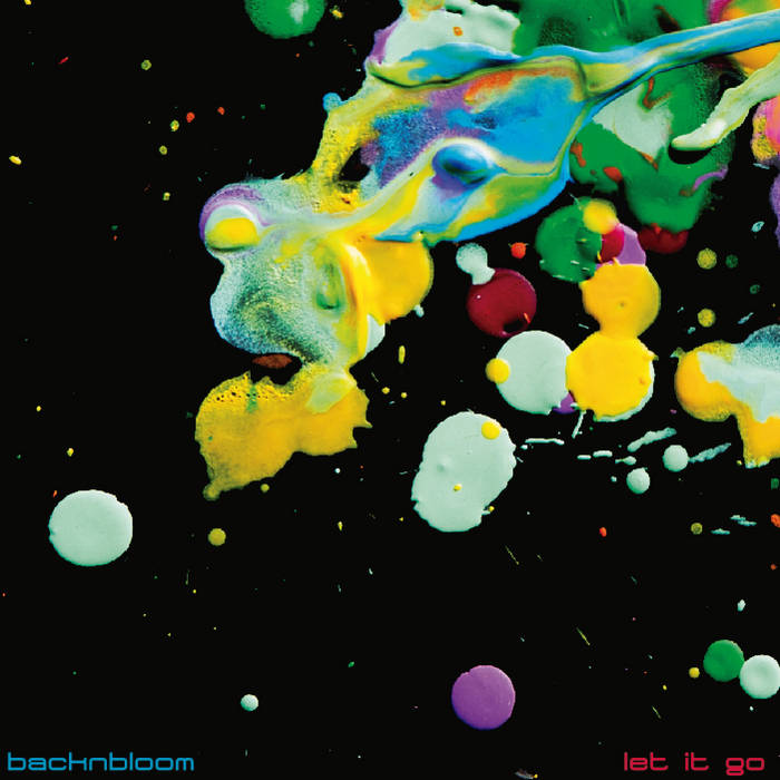 Let it Go EP cover art