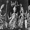 """Hell 7"""" Cover Art"""