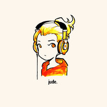 jude. cover art