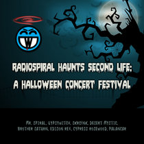 RadioSpiral Haunts Second Life: A Halloween Concert Festival cover art