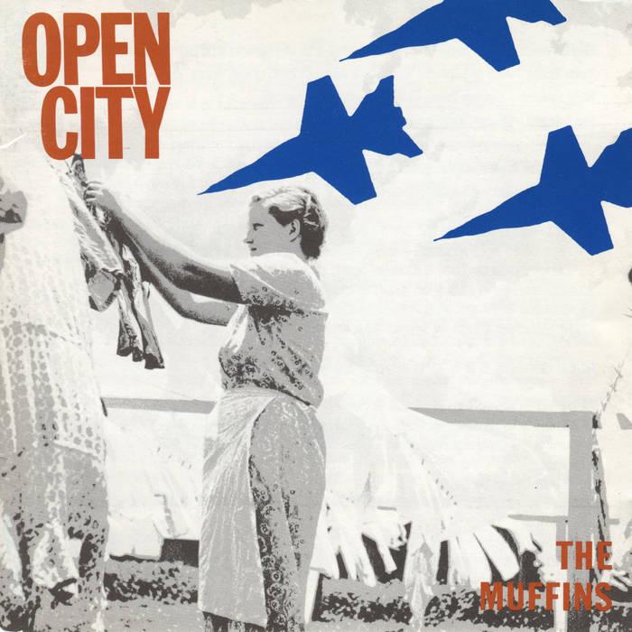 Open City cover art