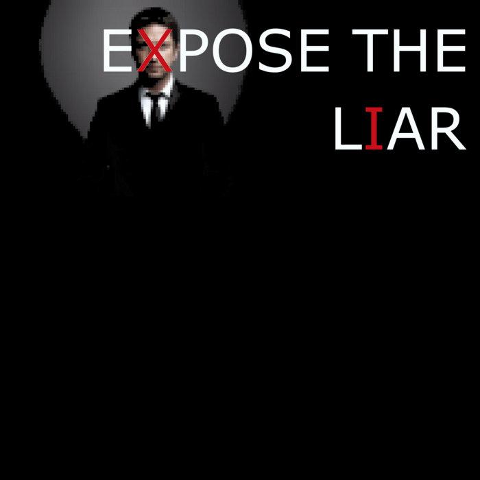 Expose The Liar cover art