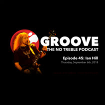 Groove – Episode #45: Ian Hill cover art