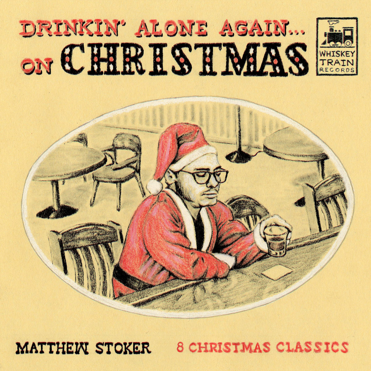 Christmas In Prison (John Prine Cover) | Matthew Stoker