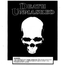 Death Unmasked cover art