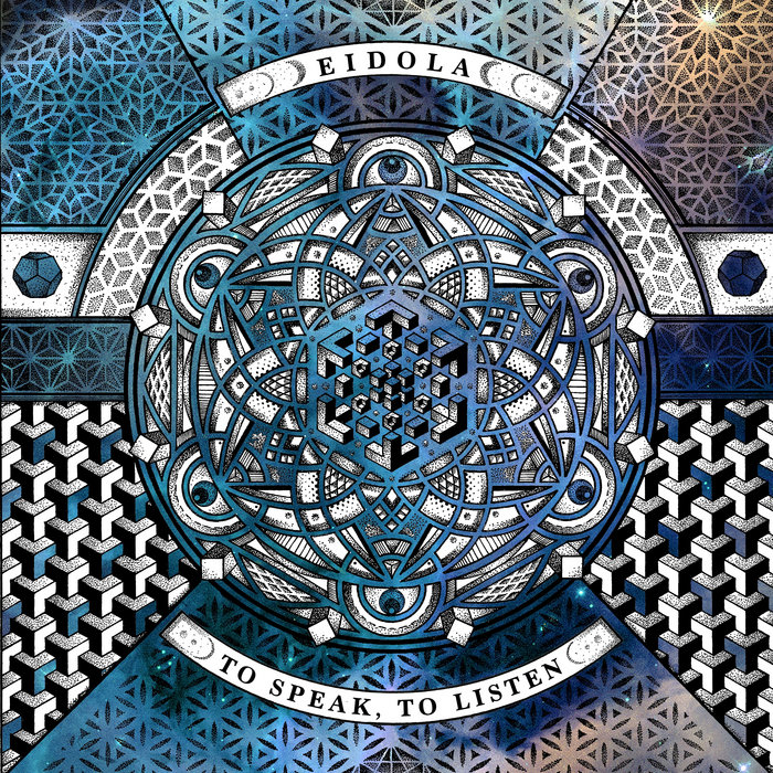 Transcendentium Part II: Fourth Temple, by Eidola