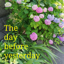 The day before yesterday cover art