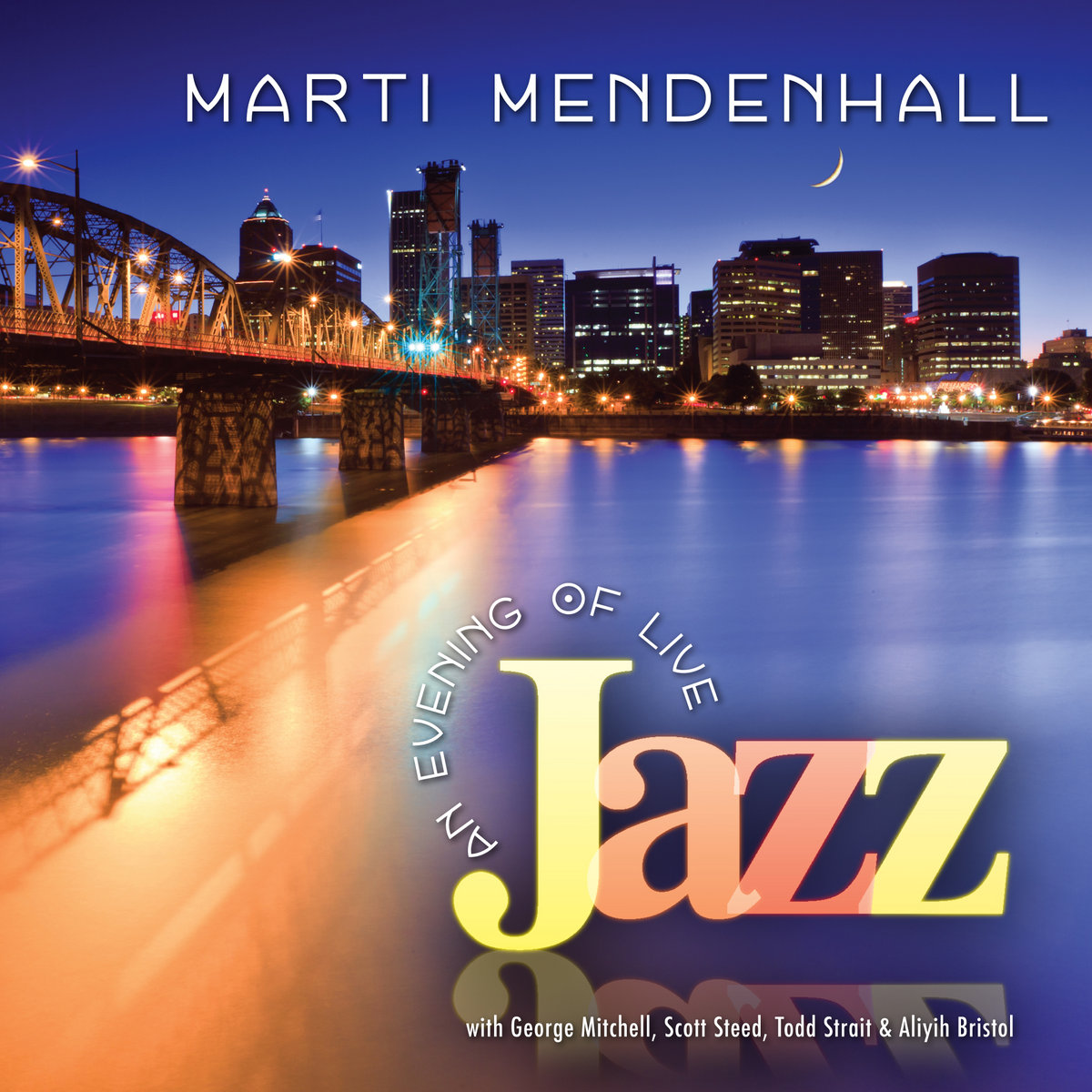 An Evening of Live Jazz! | Marti Mendenhall
