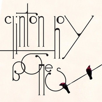 Bones EP by Clinton Hoy
