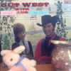Out West with Newt and Milk Cover Art