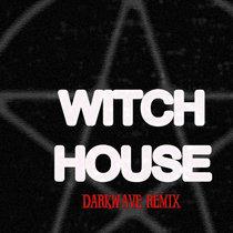 Darkwave - Witch House ( Retrowave Horror Remix Halloween 2019 music) cover art