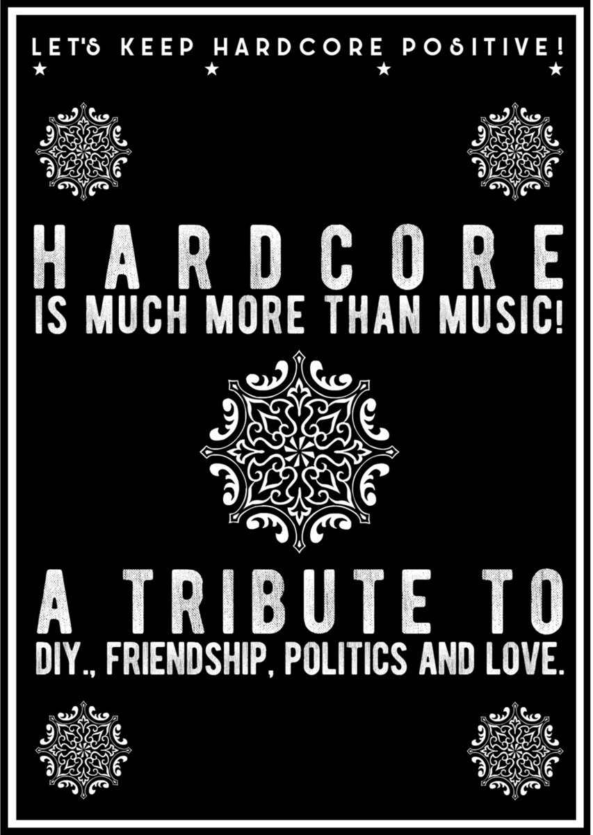 Hardcore is much more than music a tribute to diy friendship by lets keep hardcore positive thecheapjerseys Choice Image